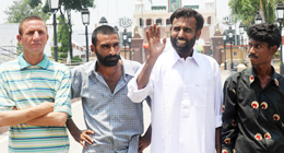 INDIA-PAKISTAN-PRISONER-RELEASE