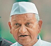 Anna Hazare strike