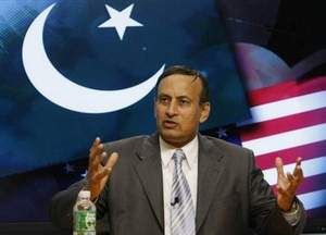 hussain haqqani