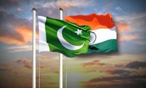 Pakistan-India-flat