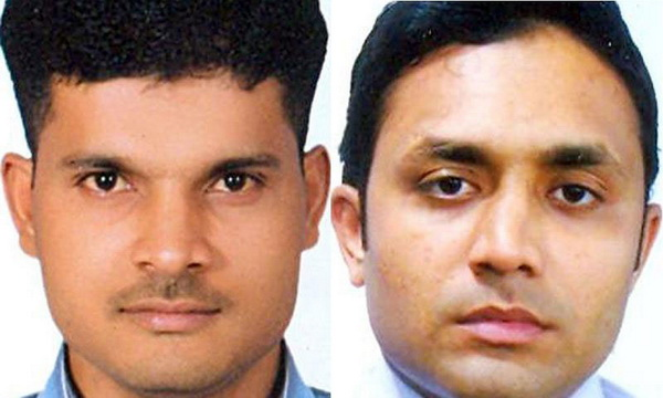 Muhammad Kashif Khan Kamran and Mohsin Ali Syed