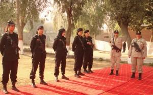 lady guard